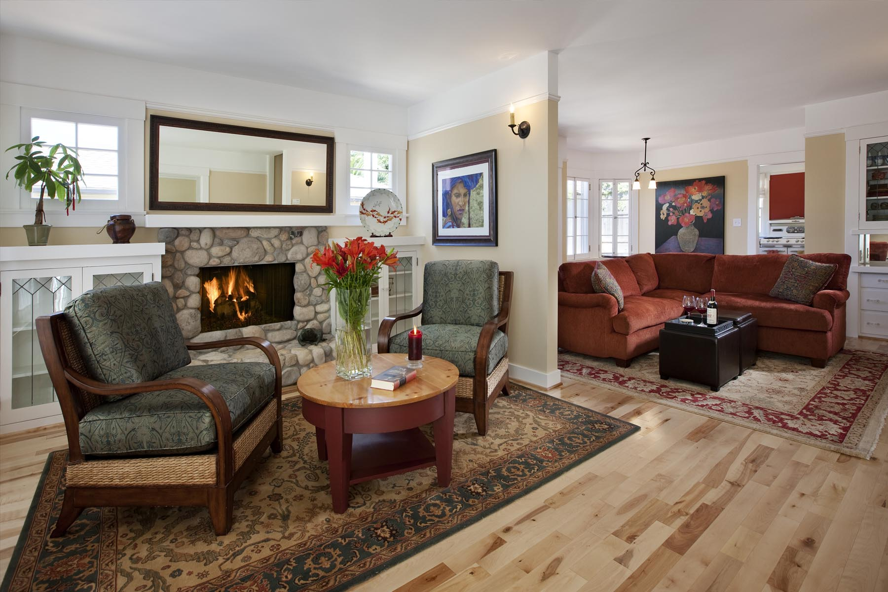 Barberi living room