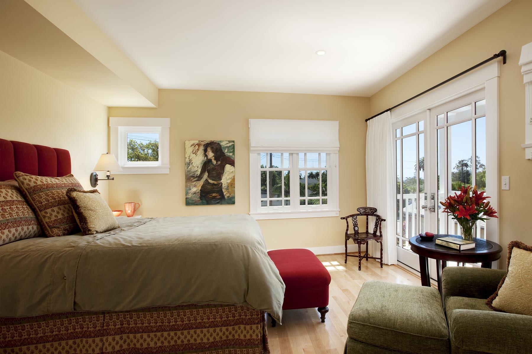 Barberi master bedroom