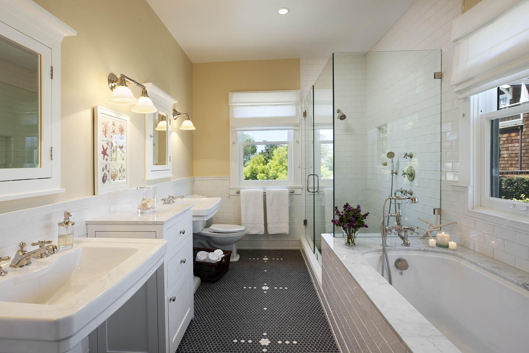 Barberi bathroom