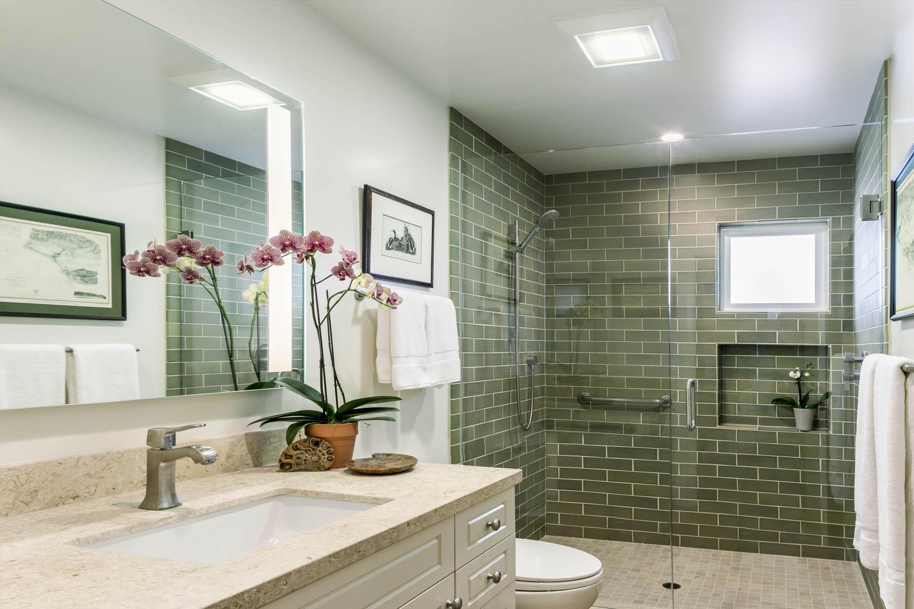 Chaney bathroom