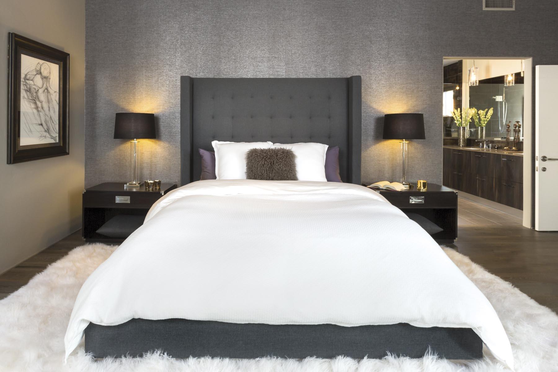 Fleischer master bedroom