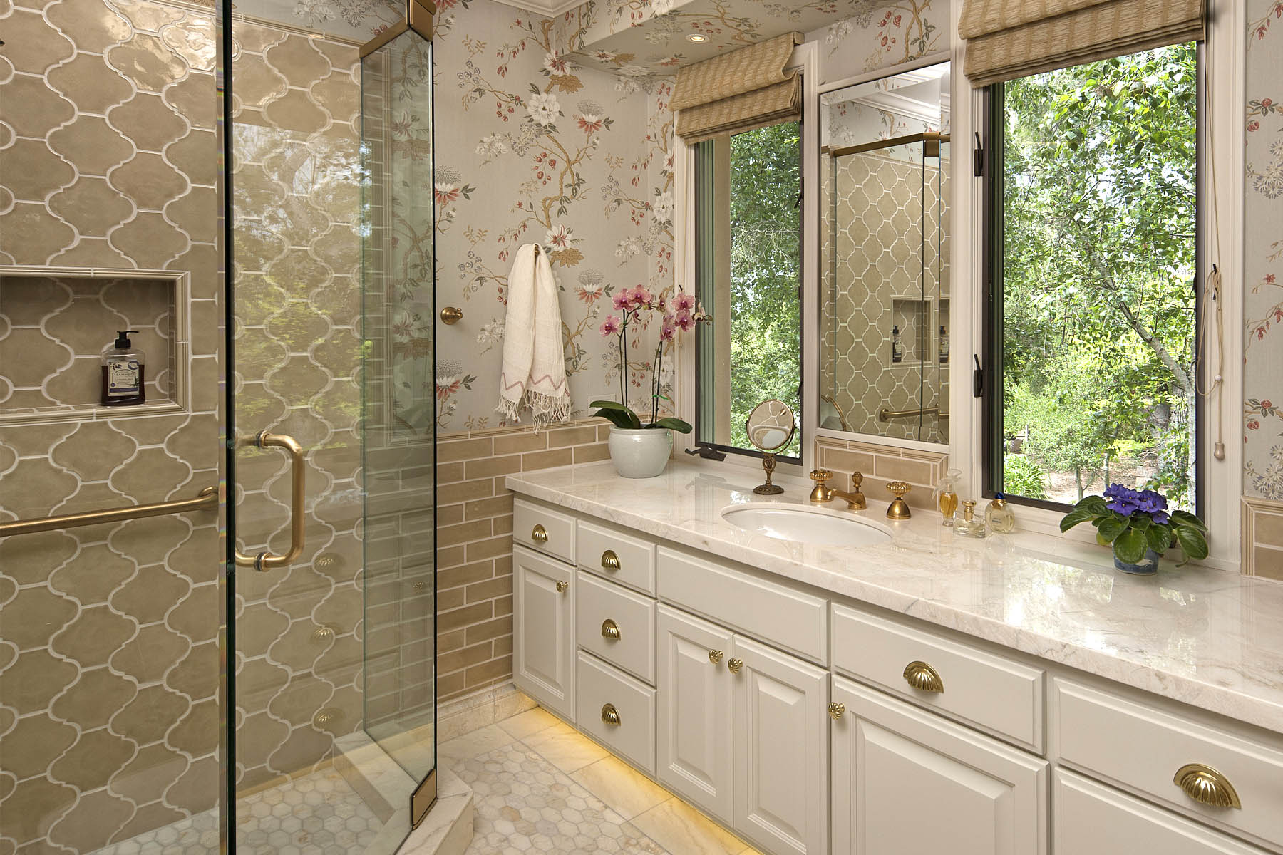 Pratt Guest bathroom