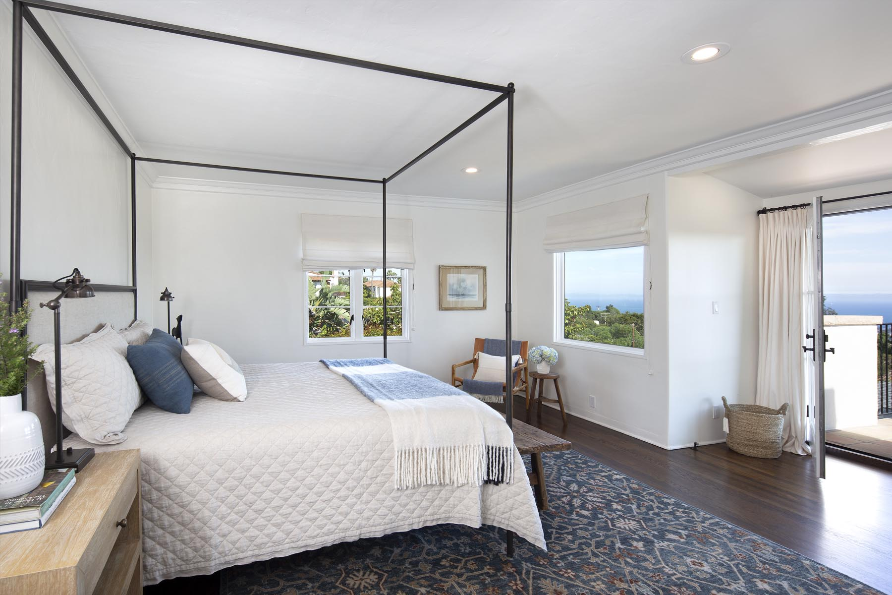 Bird master bedroom